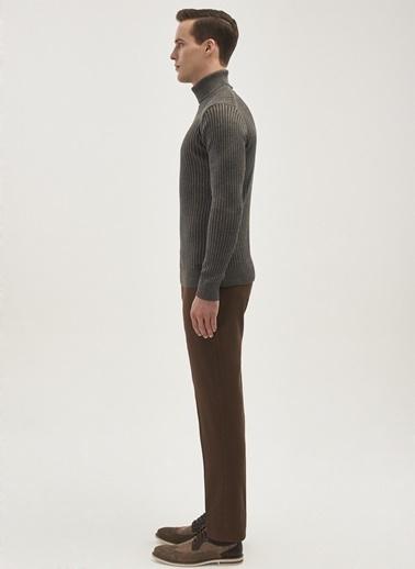 Altınyıldız Classics Slim Fit Pantolon Vizon